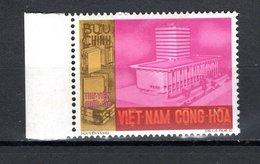 VIETNAM DU SUD   N° 518    NEUF SANS CHARNIERE COTE 12.50€    BOBLIOTHEQUE - Vietnam