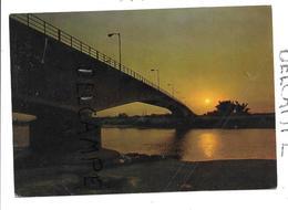 El Progreso. Omonita. Pont La Democracia Sur Le Rio Ulua - Honduras