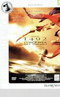 CINEMA DVD - FRANCE SPAIN 1992 - 1492 CONQUISTA DEL PARAISO -PARADISE CONQUEST - GERARD DEPARDIEU ARMANDE ASSANTE AN - History