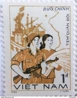 Vietnam 1986** Mi.47 , MNH [7II;121] - Vietnam