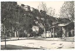 Cpsm Nice - Le Chalet Des Roses Camping Auberge, Boulevard De La Madeleine - Autres