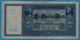 DEUTSCHES REICH 100 Mark21.04.1910# G.5216161 P# 43 - [ 2] 1871-1918 : German Empire