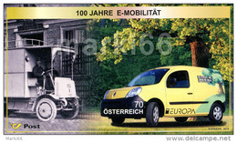 Austria - 2013 - Europa CEPT - Postal Vehicles - Mint Self-adhesive Souvenir Sheet - 2011-... Nuevos & Fijasellos