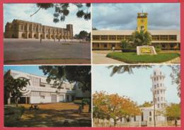 HAUTE-VOLTA-OUAGADOUGOU- Multivues- Hôtel De Ville, Office Des POSTES, MOSQUÉE *2 SCANS *** - Burkina Faso