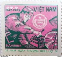 Vietnam 1982** Mi.39. MNH [7II;122] - Vietnam
