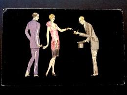 Illustrateur Non Signée. Style Sager. Non Circulée. - 1900-1949