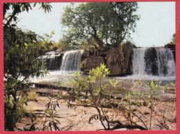HAUTE-VOLTA- Su-Ouest - Cascade De LA COMOÉ*2 SCANS *** - Burkina Faso
