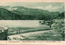 Massif  Du  Carlitte  -   Les  Bouillouses -   Le  Lac  Et  Le  Barrage. - France