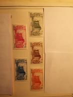 Togo 1939 Yvert 177 / 181 ** TB Revolution. Neufs. - Neufs