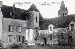 95  NESLE LA VALLEE   FERME BERTHEUIL - Nesles-la-Vallée