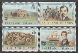 FALKLAND - N°640/3 ** (1994) - Islas Malvinas