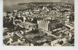 THONON LES BAINS - Vue Aérienne (1960) - Thonon-les-Bains