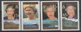FALKLAND - N°677/80 ** (1996) - Islas Malvinas