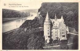 Namur Marche Les Dames Le Chateau Vu Du Haut Des Rochers       Barry 5602 - Namur