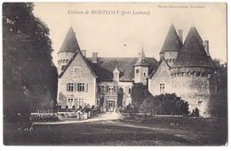 Chateau De Montcony /P110/ - Autres Communes