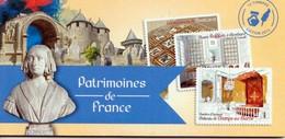 CARNETS COMMÉMORATIFS   -  BC 865  - PATRIMOINE DE FRANCE  -  2013 -   Neuf Et Non Plié - Commemoratives