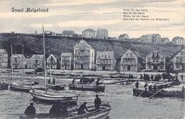 HELGOLAND - 1908 /ak382 - Helgoland