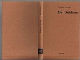 DEL SUBLIME - Histoire, Philosophie Et Géographie