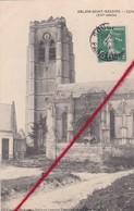 CP 62  -   ABLAIN SAINT NAZAIRE     - Portail De L'église - XVI E Siècle - France