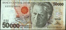 BRAZIL - 50.000 Cruzados Nd.(1991-1993) AU P.234 - Brazilië