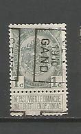 België Handrol Voorafstempeling 1448 B Gent 1910 Gand - Precancels