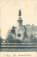 59 - Lille - Monument Pasteur - Oblitération Ronde De 1909 - Voir Scans Recto-Verso - Lille