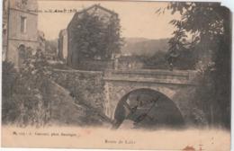 01 - Gard 30 - Besseges - Route De Lalie - Bessèges