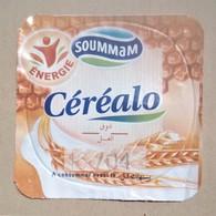 Opercule De Lait CEREALO SOUMMAM - Milk Tops (Milk Lids)