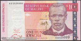 TWN - MALAWI 54a - 100 Kwacha 31.10.2005 Prefix BD UNC - Malawi