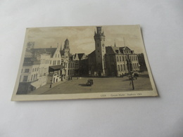 Lier Groote Markt Stadhuis - Lier