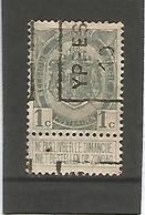België Handrol Voorafstempeling 1497 A Ypres 10 - Precancels