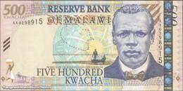 TWN - MALAWI 56b - 500 Kwacha 31.1.2011 Prefix AX UNC - Malawi