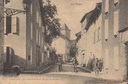 81 : Lacaune : La Grand Rue  ( Petit Défaut Angle B G)    ////   Avril 20 //  REF. N° 11.246 - Autres Communes