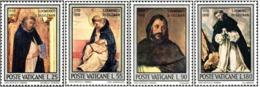 1971 - VATICANO - SAN DOMENICO DI GUZMAN - 509/12 - NUOVI MNH - Vatican