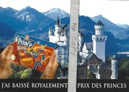 Lu (Prince) - Publicité