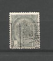 België Handrol Voorafstempeling 1605 B Brussel 1911 Bruxelles - Precancels