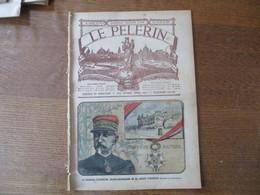 LE PELERIN 22 JANVIER 1905 LE GENERAL FLORENTIN ET LA LEGION D'HONNEUR,LES TROUBLES AU MAROC,LA GRANDE COLERE DU PETIT P - Bücher, Zeitschriften, Comics