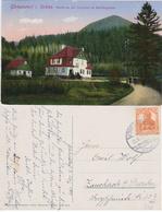 Göbersdorf SCHLESIEN Silesia. GERMANY DEUTCHLAND - POSTALY USED 1917 Sokołowsko Now In Poland - Sonstige