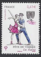 France - 2014 - Y&T 4904 ** (MNH) - Fête Du Timbre - Danse - Nuovi