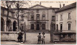 01 MONTLUEL - La Mairie - Montluel