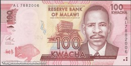 TWN - MALAWI 59b - 100 Kwacha 1.1.2013 Prefix AL UNC - Malawi