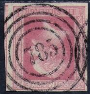 785 Gemünden Auf 1 Sgr. Rosa - Preussen Nr. 6 A - Pracht - Prussia