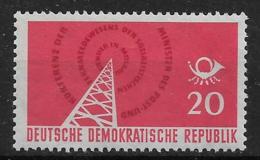 DDR  621 ** - Nuevos