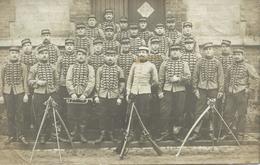 Carte Photo Militaire - Régiment - Regiments