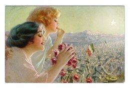 Carte Postale Guerre 1914-18, Signée, Italie - Weltkrieg 1914-18
