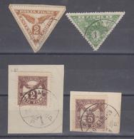 Italia Occupazione Fiume 1919 Per Giornali  Lotto Usati - 8. Occupazione 1a Guerra