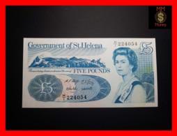ST. HELENA 5 Pounds  1988  P. 11  UNC - Isla Santa Helena