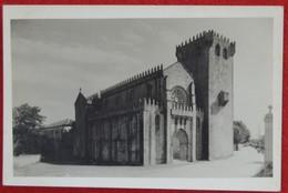 Postcard Of The  Leça Do Balio  /  Fachada Principal  ( Lote Nº 824 ) - Porto