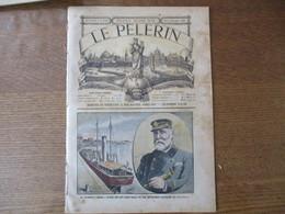 LE PELERIN 3 DECEMBRE 1905 LE ROI DE PORTUGAL A PARIS,CHRISTIAN IX ROI DE DANEMARK OFFRE A SON PETIT FILS HAAKON VII NOU - Livres, BD, Revues
