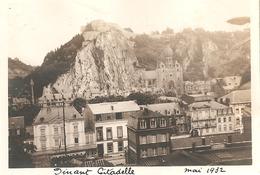 Photo Foto Dinant Citadelle 1932 (6 X 8,5 Cm) - Dinant